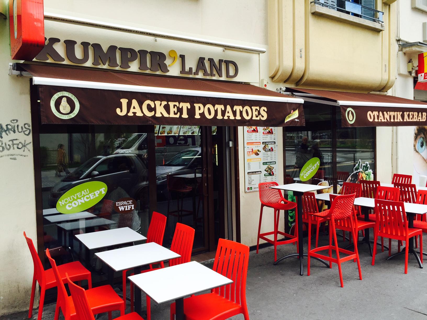 Kumpir land coffee meuble le blog Coffee meuble